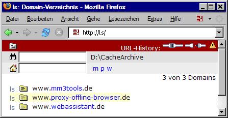 Domain-Verzeichnis: http://l.s